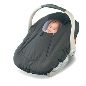 Jolly Jumper Sneak a Peak replacement infant car seat cover